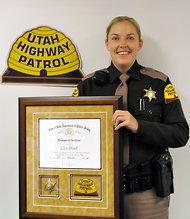 Utah Lying Cop