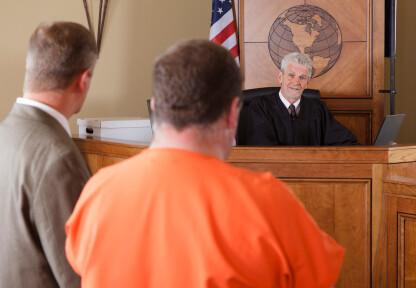 custody in court