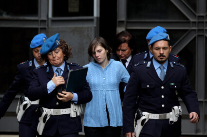The Appeal Is Held Of Amanda Knox Over The Guilty Verdict In The Murder Of Meredith Kercher
